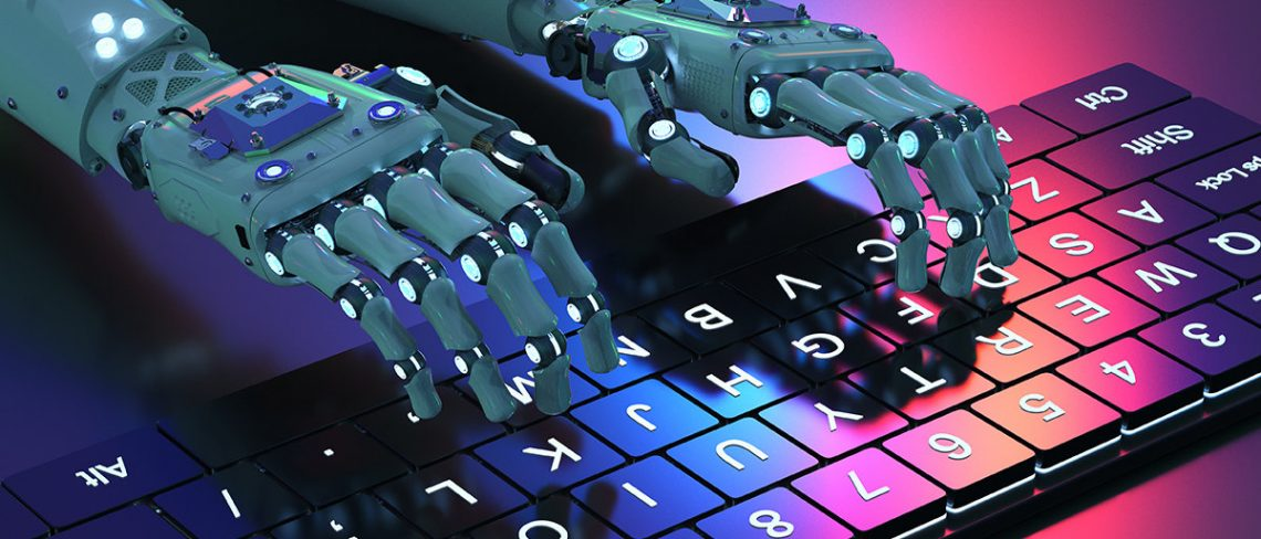 Distinguishing Between Bots and Real People